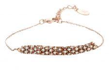 Crystal Clasp Bracelet