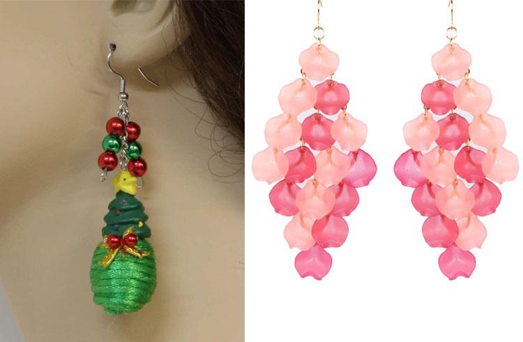 Dangling Jewelry