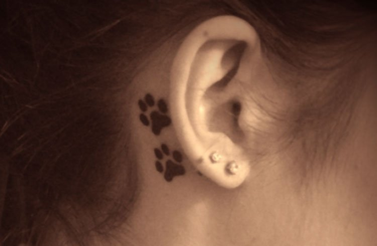Dedicate your Tattoo to your pet