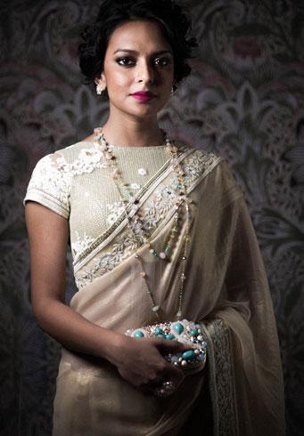 Deepavali Raani Haar Design
