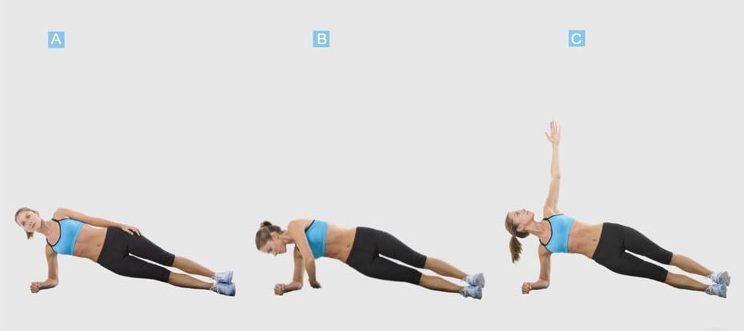 Female Six Pack Workout