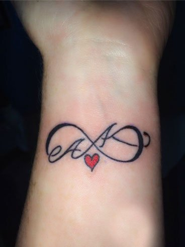 60 infinity tattoo designs and ideas with meaning updated on january