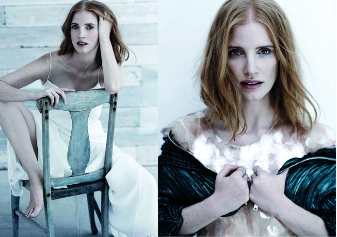 Jessica Delightful Looks