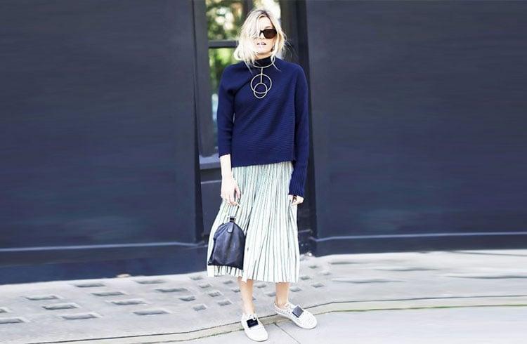 Keep It Bohemian Cool Skirt