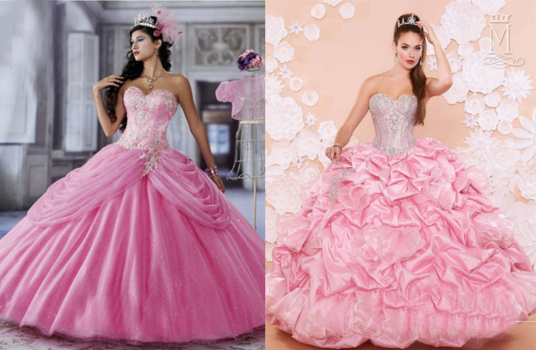 15 Anos Dresses Pink: Quinceanera Dresses: What's In Vogue Right Now?