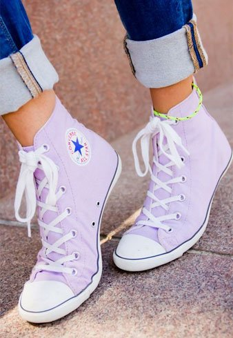 Lilac For Winter Fashion