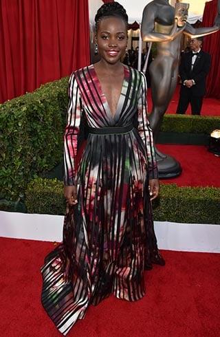 Lupita Nyongo Oscar Speech