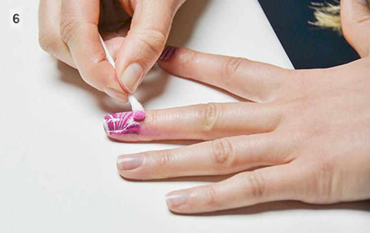 Marble Nail Art Designs Tutorials