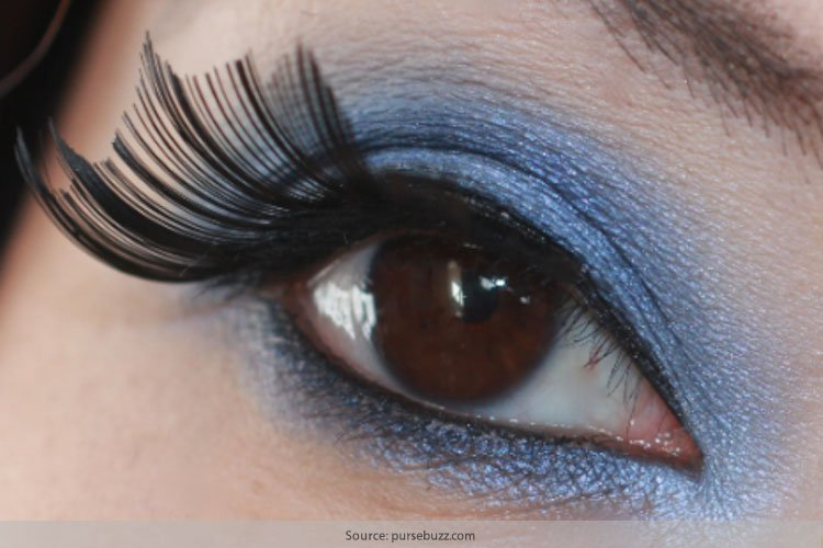 Metallic Smokey Eyes