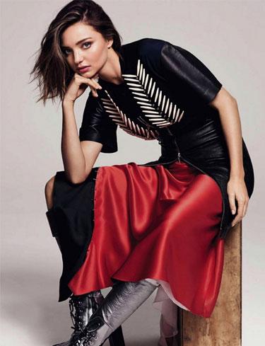 Miranda-Kerr Fashion
