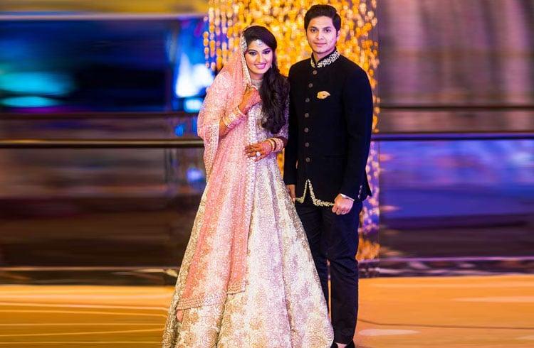 Mizra Wedding Images