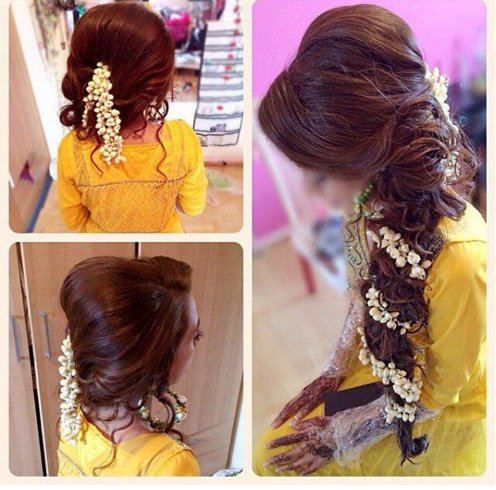 Pakistani Nice Hairstyles