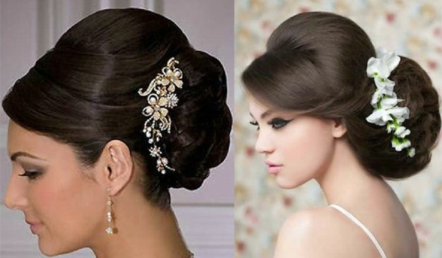 Pakistani Bridal Hairstyle
