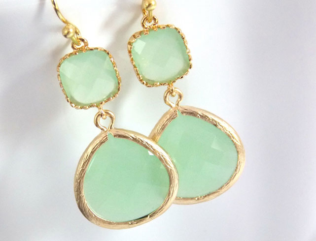 Pale Green For Wnter