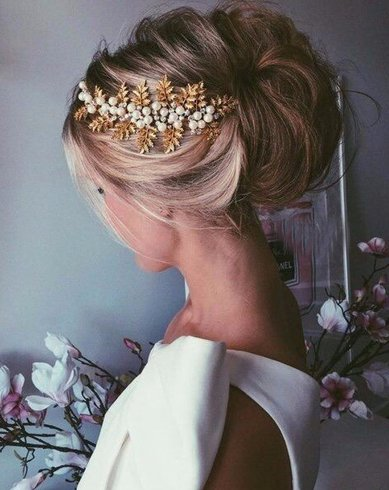 Quinceanera Hair Accessories