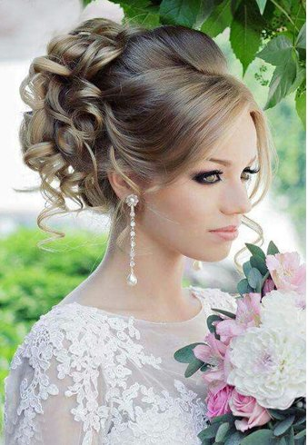 Quinceanera Hair For Wedding