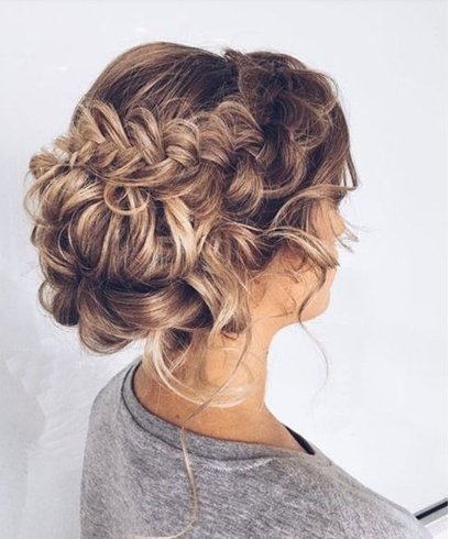 Tremendous Beautiful Hairstyles For Quinceanera For Stylish Girls To Wear Short Hairstyles For Black Women Fulllsitofus