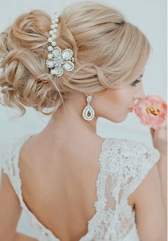 Quinceanera Hairstyles For Long