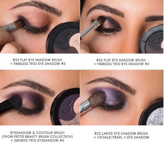 Smokey Eye Makeup For Women