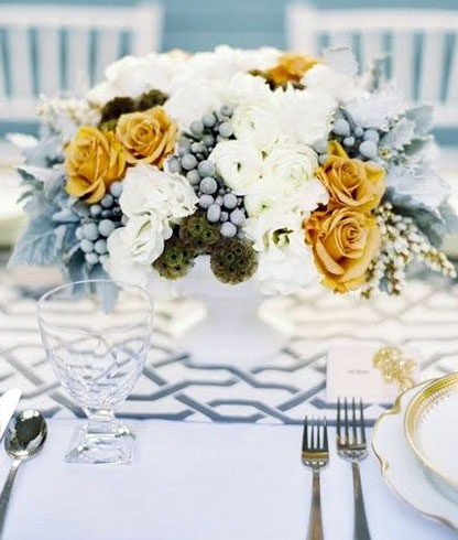 Start With The Wedding Color Themes