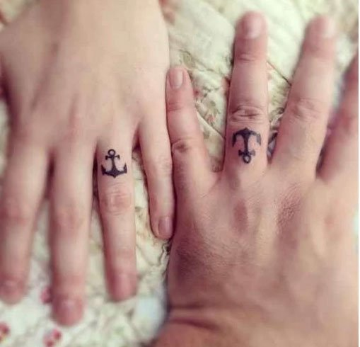 Tattoo Designs Wedding Rings For Wedding