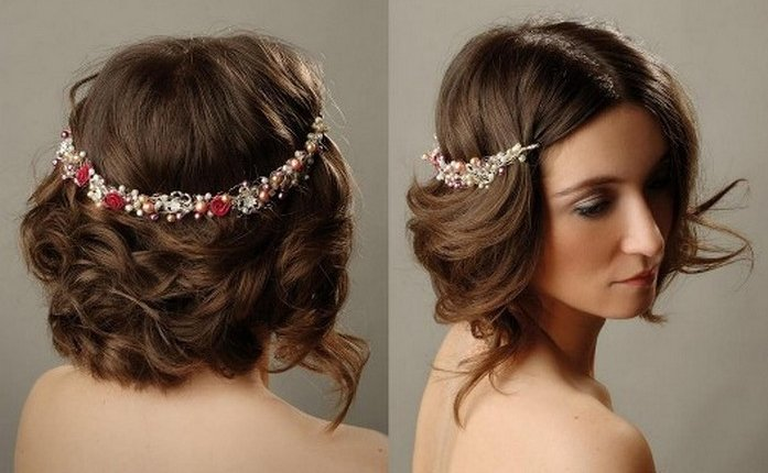 The Backwards Tiara Hairstyle