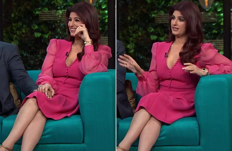 Twinkle Khanna Koffee with Karan Episode 5
