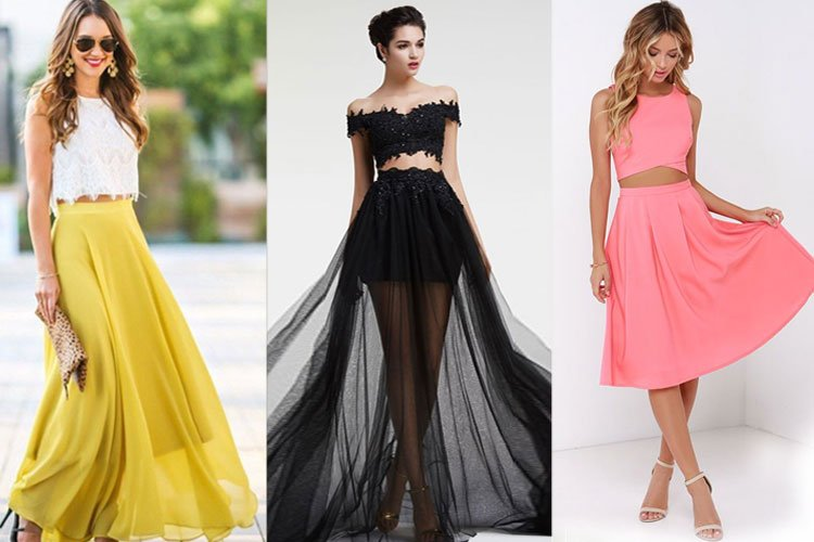 Two Piece Dresses For Women