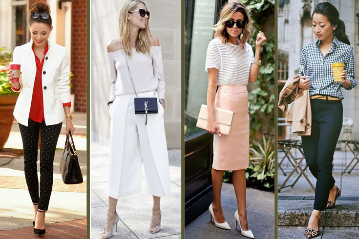 Womens Business Casual Styles