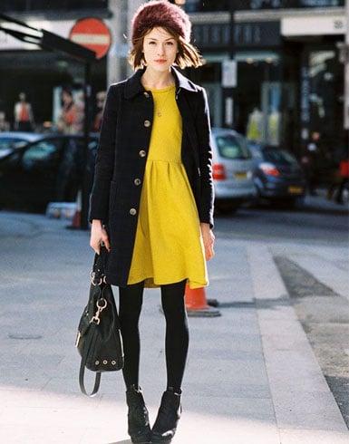 YellowYellow Winter Wear