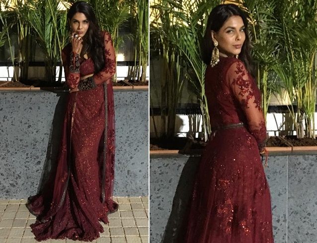 Aastha Sharma Reception