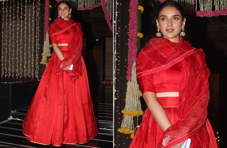 Aditi Rao Hydari Outfits
