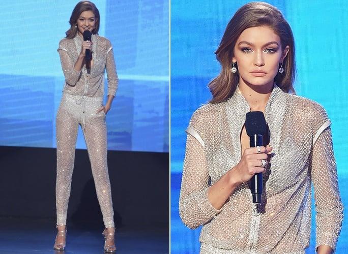 AMAs Gigi Hadids Outfits