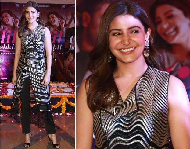 Anushka Sharma Outfit