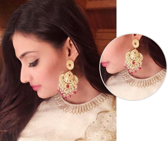 Athiya Shetty Jewellery