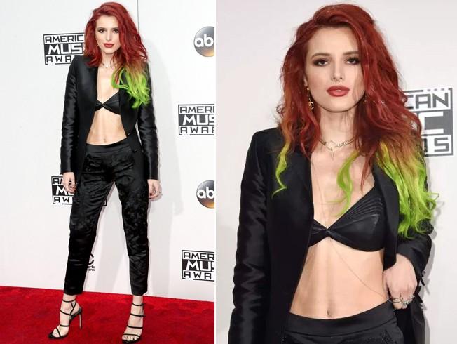 Bella Thorne AMAs 2016