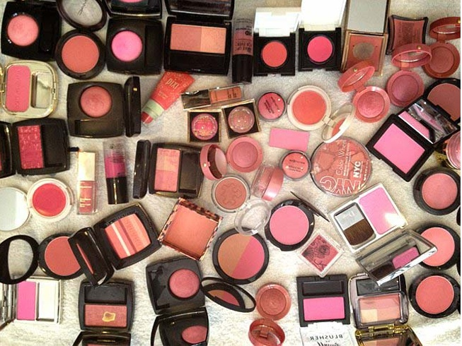 Blush Color For Your Complexion