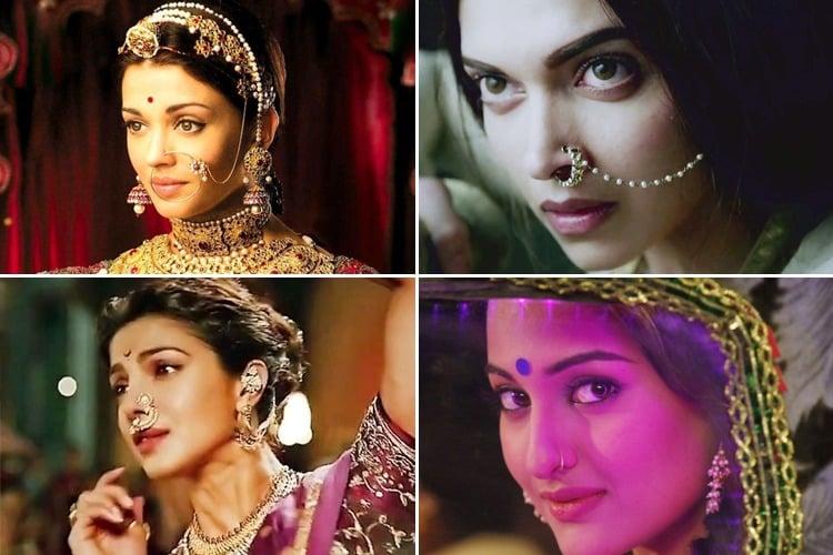 Bollywood Nose Ring