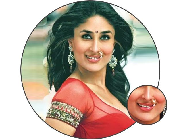 Bollywood Nose Rings