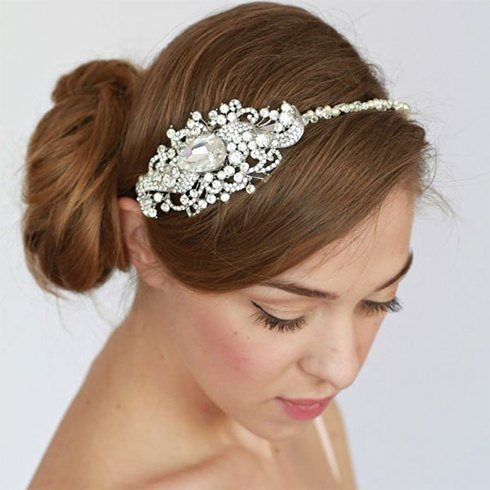 Bridal Party Hair Accessories