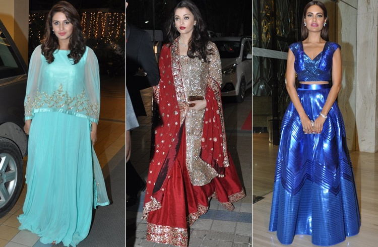 Celebs at Aastha Sharma Reception