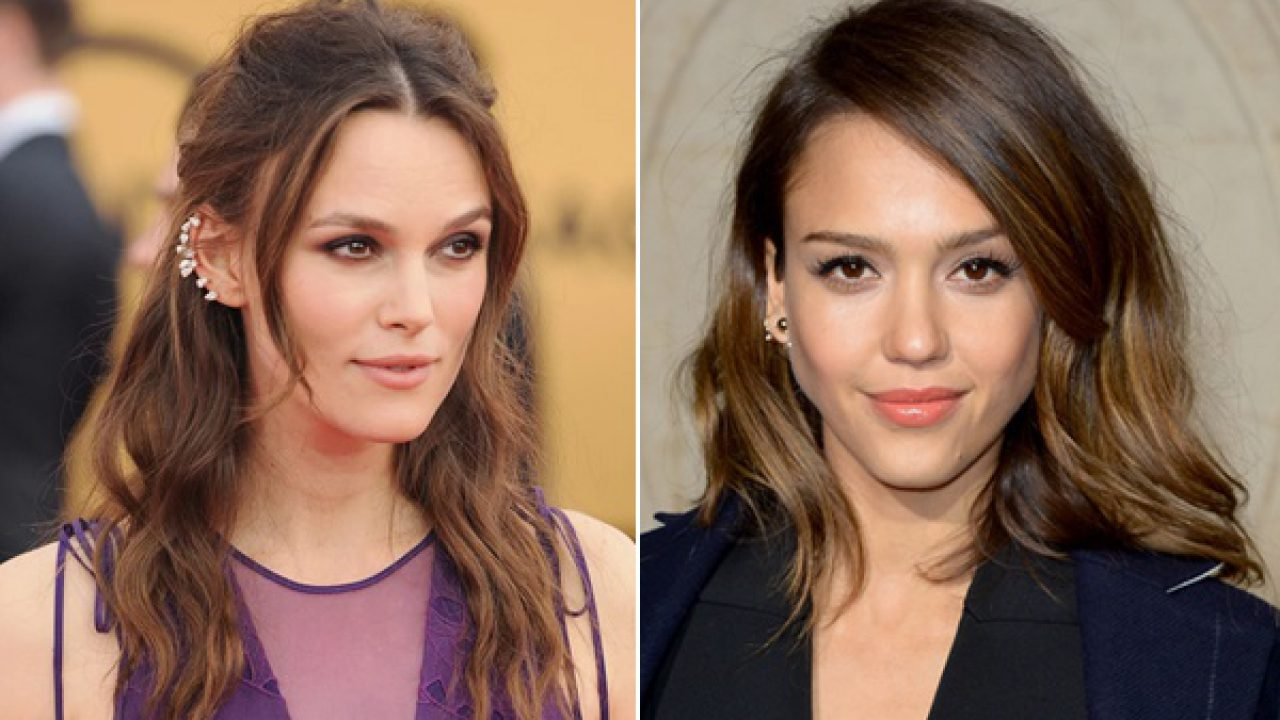 Christmas Party Hairstyles.Christmas Hairstyles From Celebs For Parties And More