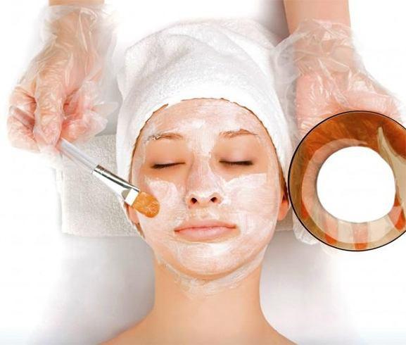 Coconut Oil Face Mask For Dry Skin