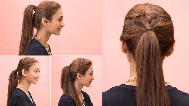 Cute Ponytail Styles