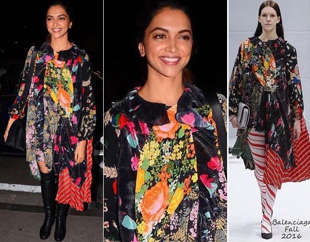 Deepika Padukone Designer Outfit