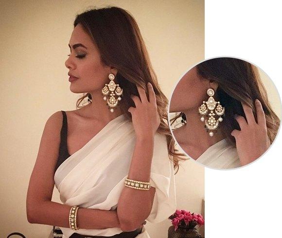 Esha Guptha Hazoorilal Jewellers