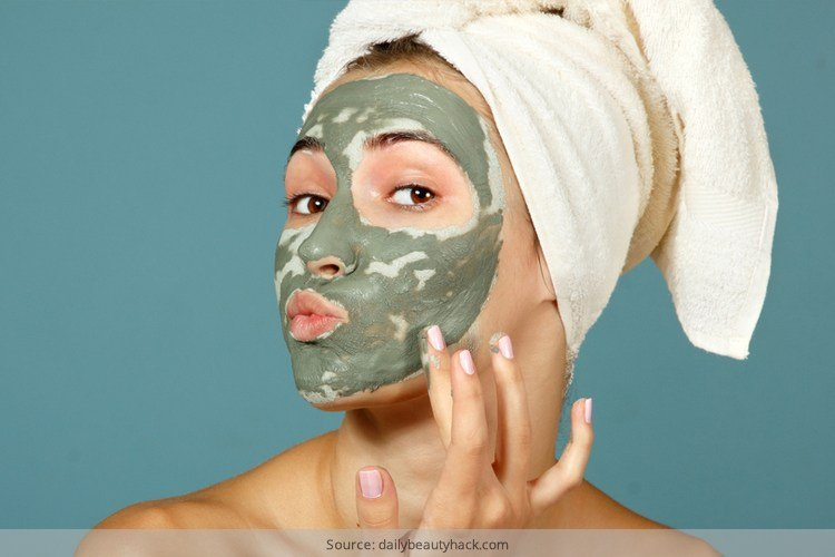 Eucalyptus Facial Clay Mask