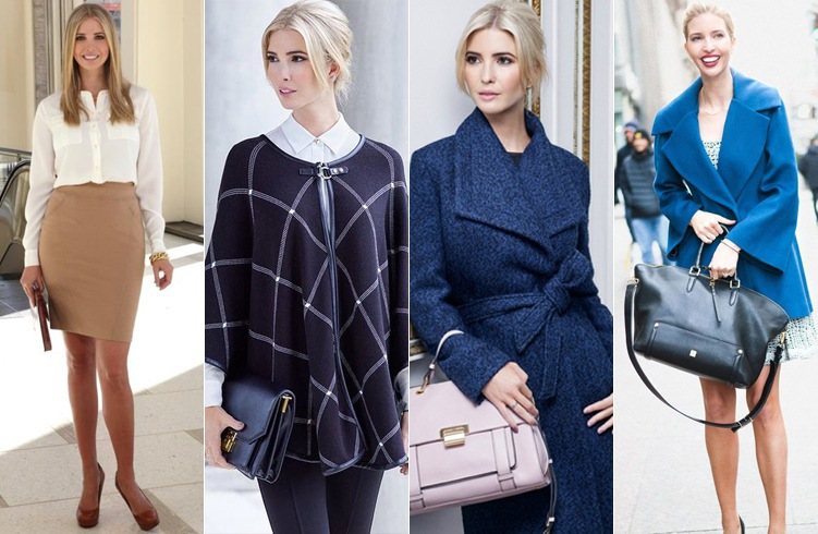 Ivanka Trumps Corporate Styles