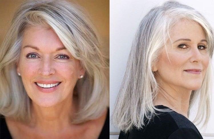Gorgeous Grey Hair Styles You Won T Mind Flaunting