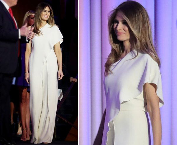 Melania Trump Designer Collections
